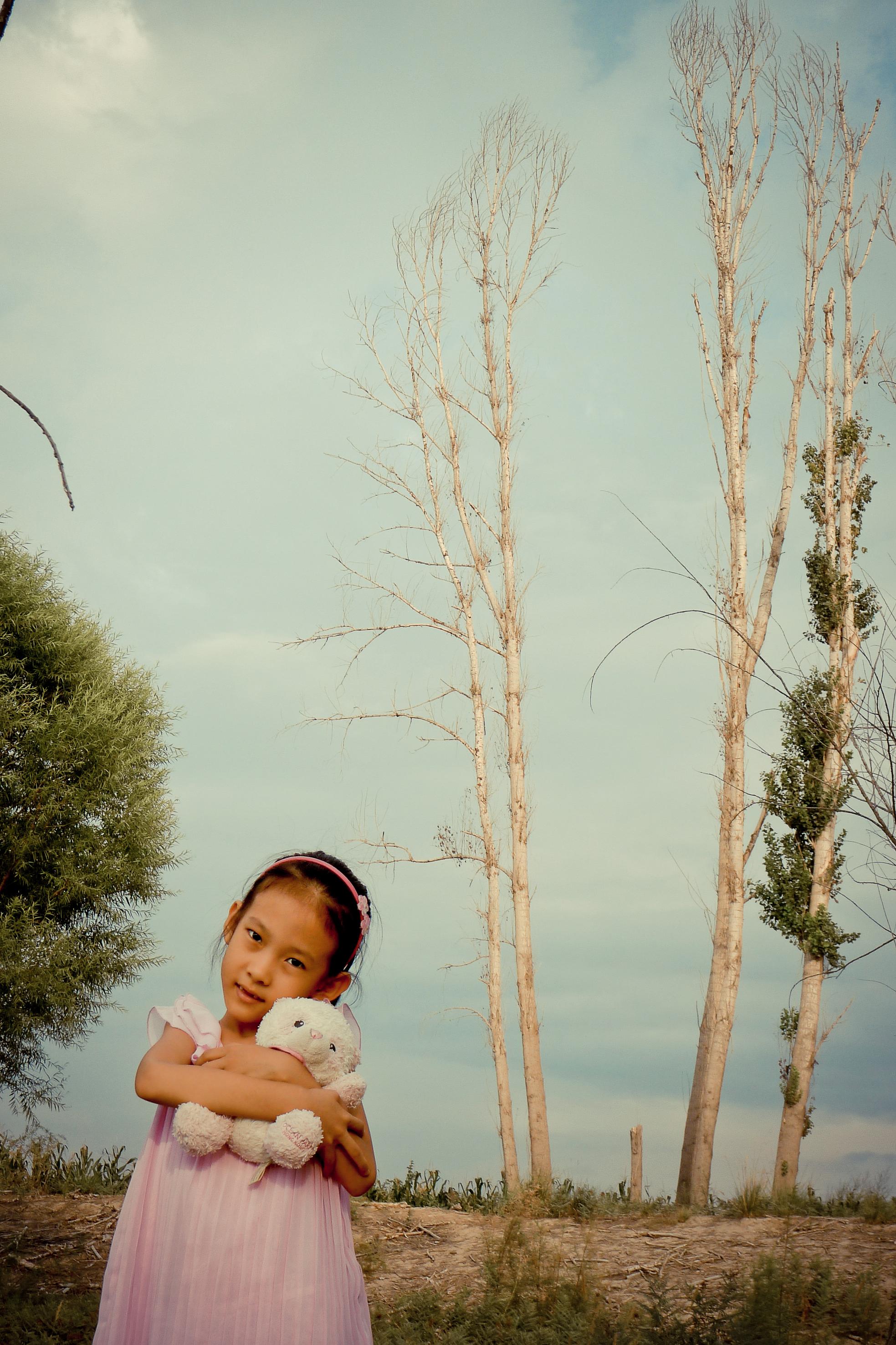 2012 暑假写话 2012-7-10  可爱的小熊&nb
