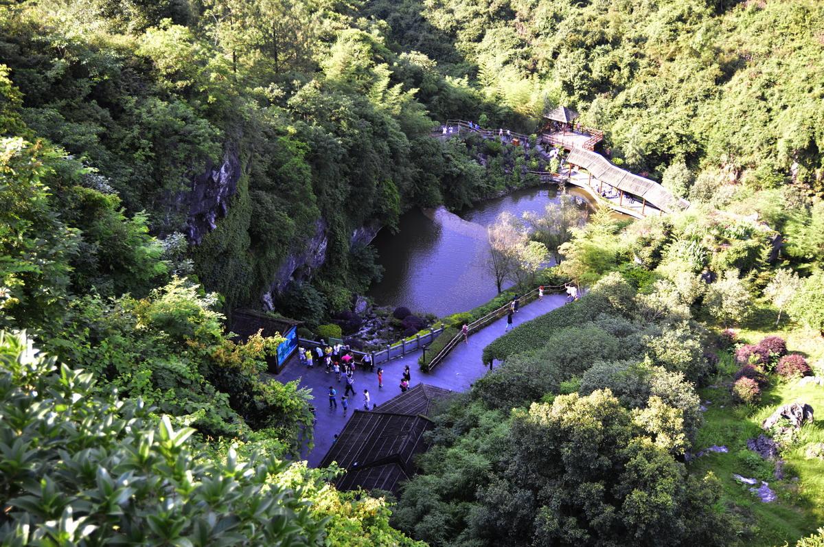 连州的地下河
