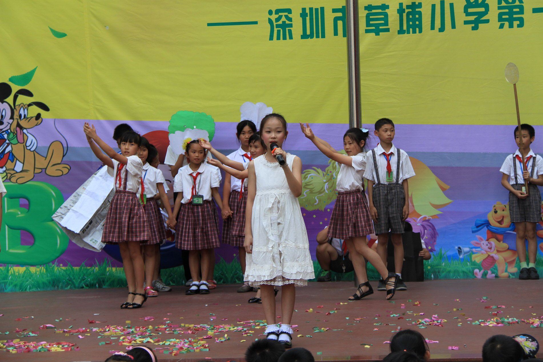 2011年6月1日六一儿童节节目表演-听妈妈讲那过去的